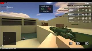 Jogando Roblox:Battlefield #5