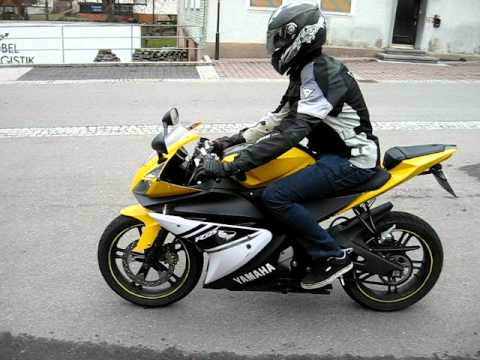 yamaha yzf r 125 026 youtube. Black Bedroom Furniture Sets. Home Design Ideas