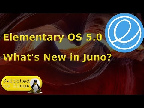 Elementary OS 5.0: What's new in Juno?