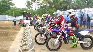Kejurnas Motocross Seri 10 Jogja Sirkuit Tambakrejo (Yogyakarta Indonesia) Short Highlight