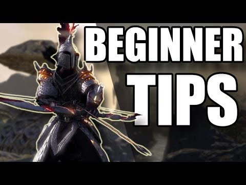 IMPORTANT Tips for Beginners in ESO (Elder Scrolls Online Guide for PC, Xbox One, PS4)