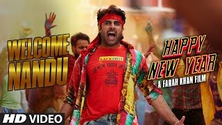 Abhishek Bachchan as 'NANDU' | Happy New Year