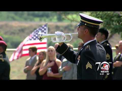 A soldier's sacrifice: Staff Sgt. Aaron Butler funeral