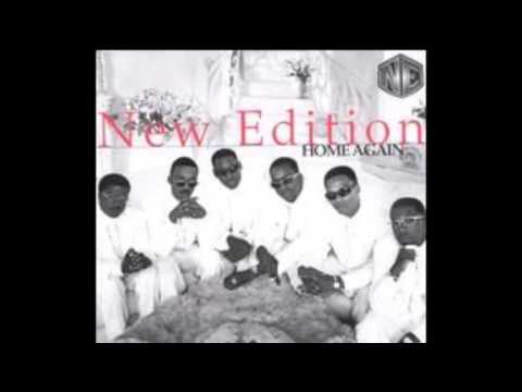 Home Again 1996 - New Edition