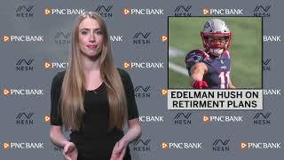 Julian Edelman Keeping Retirement Plans Quite In Young NFL Offseason