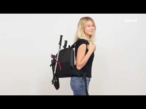 """Hama """"Profitour"""" Camera Backpack, 180"""