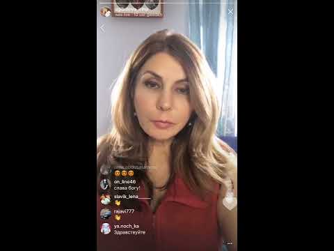 Ирина Агибалова о Дом-2 в прямом эфире Instagram 14-03-2018