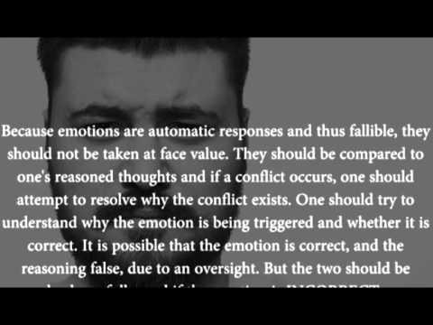 Human Emotions - Philosophy