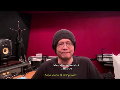 AX2020 Announcements with bamboo