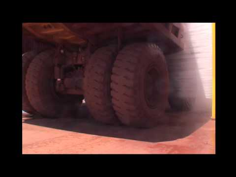 InterClean Mining Haul Truck Wash