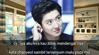 FF EXO CHANYEOL||MY MOONLIGHT||SUB INDO||EPS13.