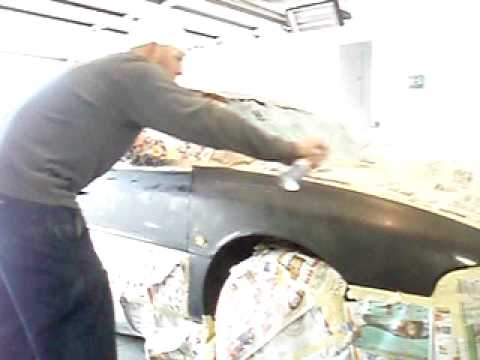 Do it yourself car paint youtube solutioingenieria Image collections