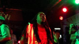 T.O.K Part 1 of 15 Hey ladies + Money 2 burn LIVE 2011 @ KINGSTON HOT STUTTGART