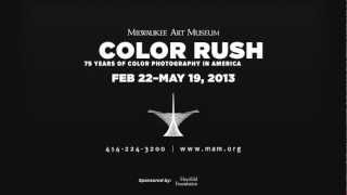 Color Rush: 75 Years of Color Photography in America