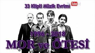 🎧 Mor ve Ötesi Müzik Evrimi | 1996 - 2018 Youtubeist