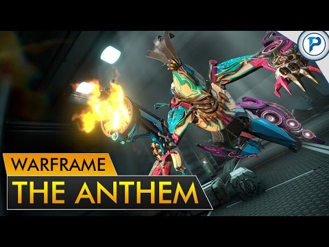 Warframe: The Anthem: Update 20, Octavia, Pandero, Tenora.