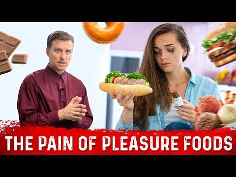 The Pain of Pleasure Foods