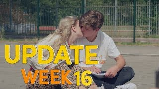 UPDATE week 16 | BRUGKLAS S7