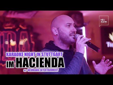 Karaoke Night in Stuttgart | im Mexikaner | by Neumann Entertainment