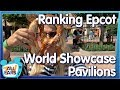 Which Epcot Country is the BEST? We're Ranking the World Showcase Pavilions!