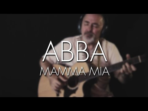ABBA – Mamma Mia – Igor Presnyakov – solo  acoustic guitar