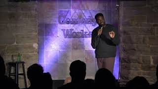 Ron Funches: Canada Fight