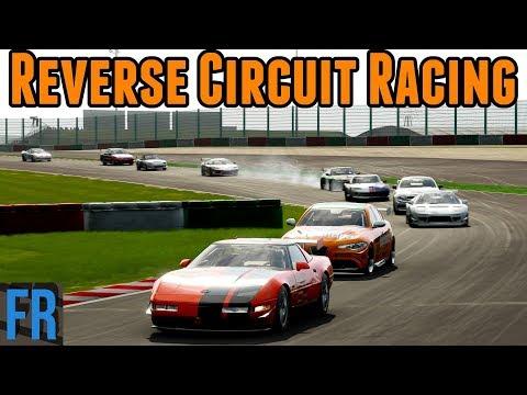 Forza Motorsport 7 Challenge -  Reverse Circuit Racing