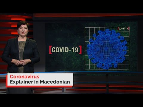 Macedonian: Coronavirus Information In Your Language | Information Video | Portal Available Online