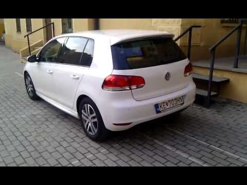 VW Golf VI automatic tailgate