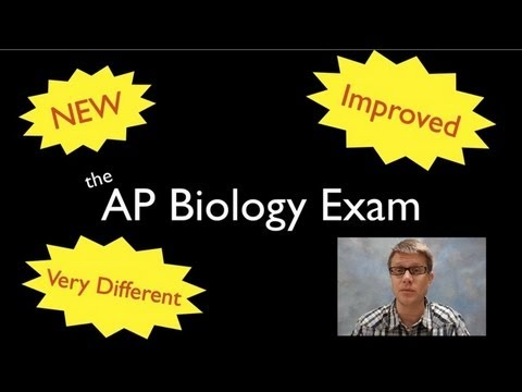 The New AP Biology Exam - A User's Guide