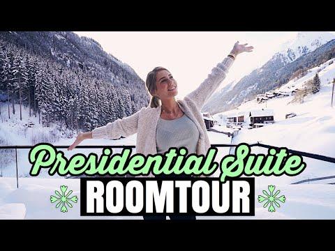 Presidential LUXUS Suite in Ischgl! | Roomtour | MRS. BELLA