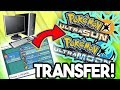 How to Transfer POKEMON from EMULATORS to REAL ULTRA SUN or ULTRA MOON on 3DS!!