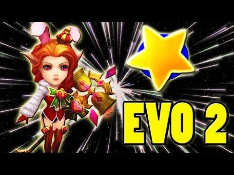 CANDY KANE EVO 2! - Castle Clash ITA