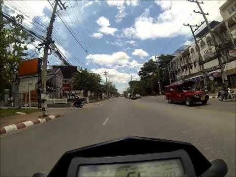 Take a ride with me? Chiang Kian to Nimmanhaemin (Chiang Mai)