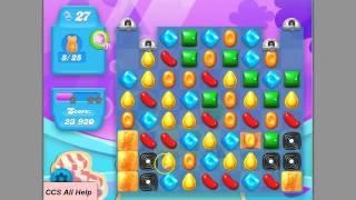 Candy Crush SODA SAGA level 198 NEW