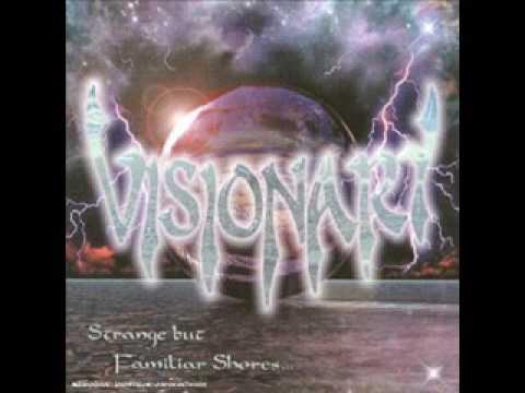 VISIONARY- Strange but Familiar Shores ...(Full Album)