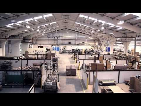 ODonnell Furniture Makers Factory - www.odonnellfurniture.com