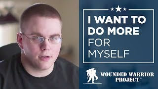 Wounded: The Battle Back Home - Jason - ADVOCATE