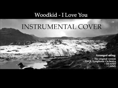 Woodkid - I Love You - INSTRUMENTAL COVER