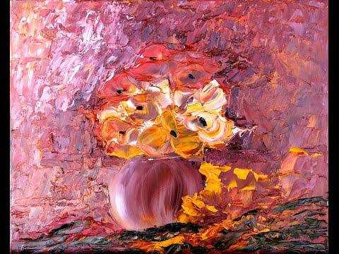 Olga Shevelova,  artist from Ukraine .Vincent Van Gogh