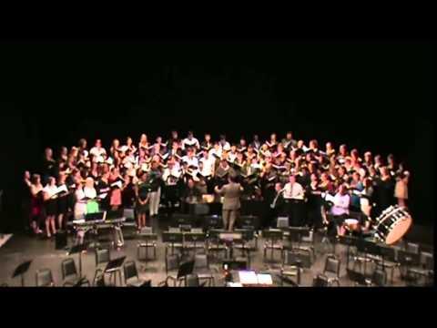uMelusi Wami - Lycoming College Choir - Music Gala 2014