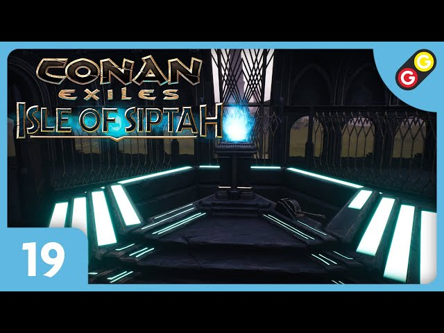 Conan Exiles : Isle of Siptah #19 On tame des PNJ élites ! [FR]