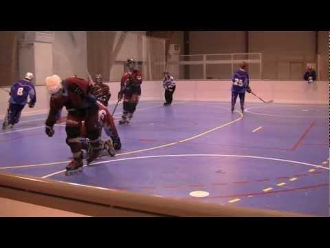 J10 N3 Mâcon vs Villard-Bonnot Roller Hockey