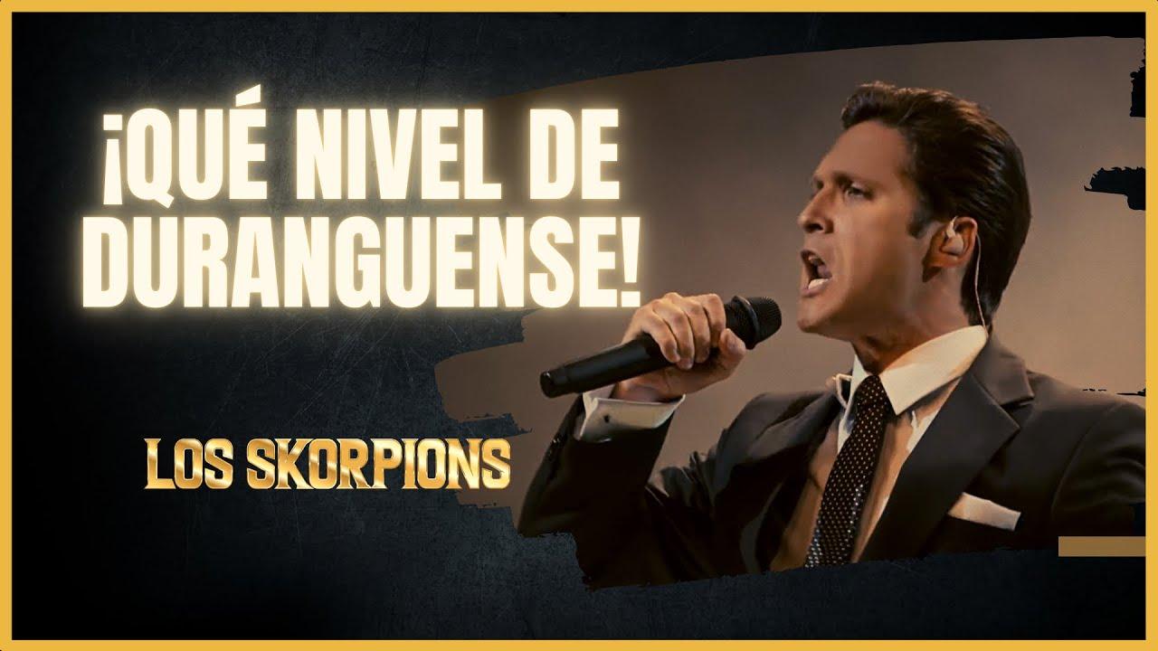 🦂 Qué nivel de mujer Duranguense | Los Skorpions  (Luis Miguel La Serie)