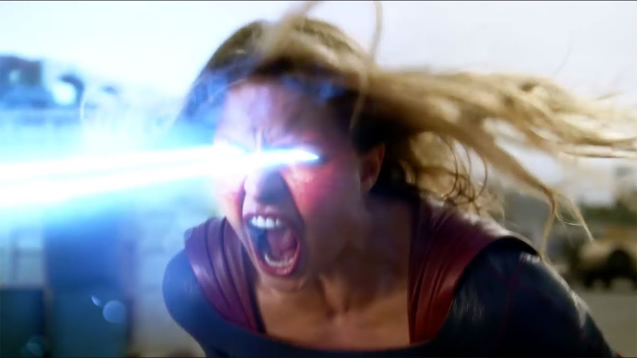 Download SUPERGIRL 1x06 Clip - Full Red Tornado Fight (2015) HD Melissa Benoist