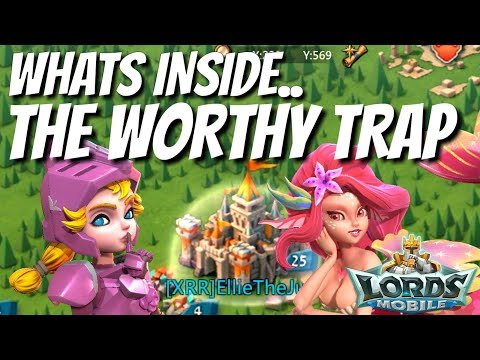 The Worthy Trap Account Overview - Lords Mobile