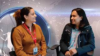 Interview with Nitya Ravi