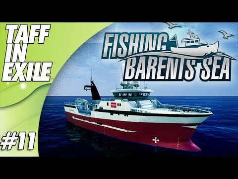 Fishing: Barents Sea | Lets Play | Saving for new purchase