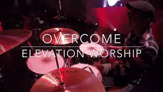 Overcome by Elevation Worship - Live Drum Cam 2018 (HD)