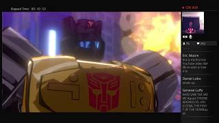 Tyrone Magnus Plays: (GRIMLOCK) Transformers Devastation Live PS4 Broadcast #8!!!